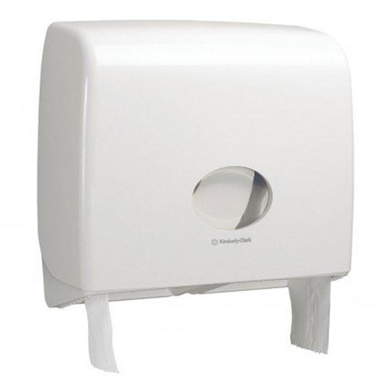 Дозатор за тоалетна хартия джъмбо non-stop Kimberly-Clark Aquarius