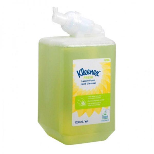 Силно ароматна пяна за ръце Kleenex Fresh 2500 дози