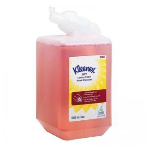 Силно ароматна пяна за ръце Kleenex Joy 2500 дози