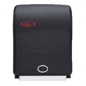 Karex Автоматичен дозатор за кърпи за ръце черен