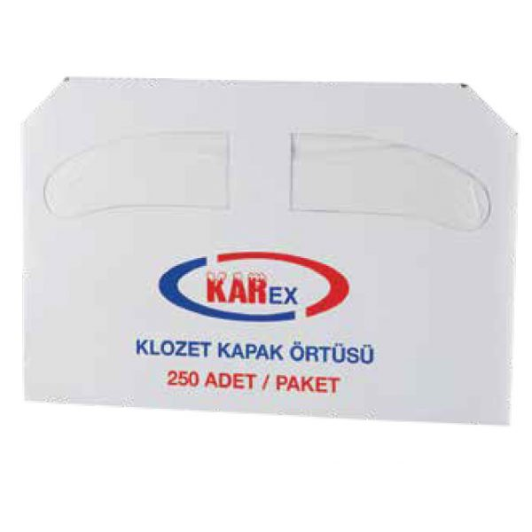 KAREX Хартиено покривало за тоал. к.