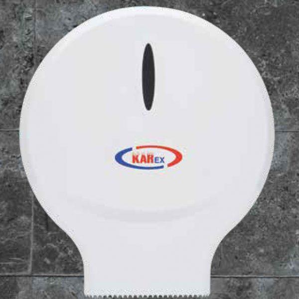 Karex Mini Jumbo диспенсър за тоалетна хартия
