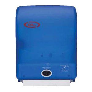 Karex Автоматичен дозатор за кърпи за ръце син