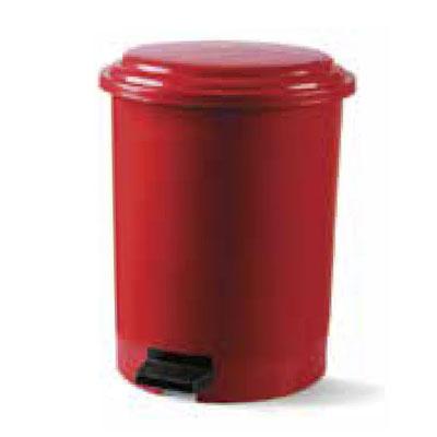 KAREX Пластмасова кофа за смет с педал 12 L.