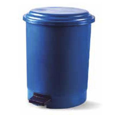 KAREX Пластмасова кофа за смет с педал 50 L.