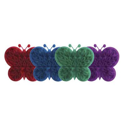 Ароматизирана подложка за писоар / пеперудка