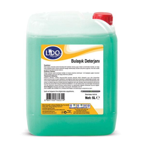 Лидо препарат за измиване на съдове